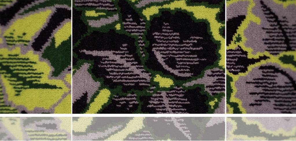 Kibby Axminster Carpet Sample