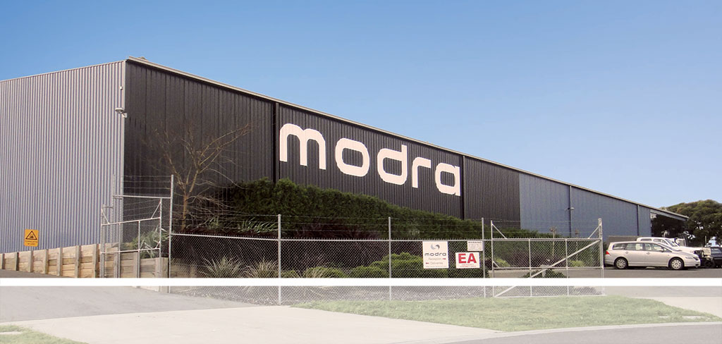 Modra Technology Australian headquarters
